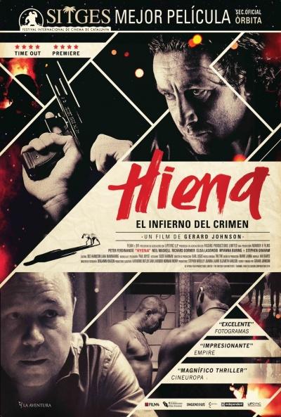 Cartel de Hiena: El infierno del crimen (Hyena)
