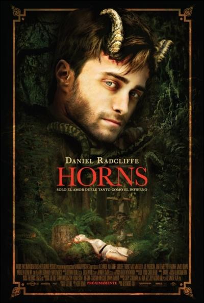 Cartel de Horns (Horns)