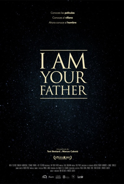 Cartel de I Am Your Father (I Am Your Father)