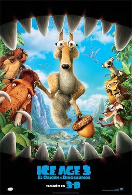 Ice Age 3: El Origen de los Dinosaurios (2009)
