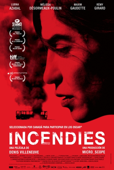 Estrenos de cine [11/03/2011]   Incendies_8608