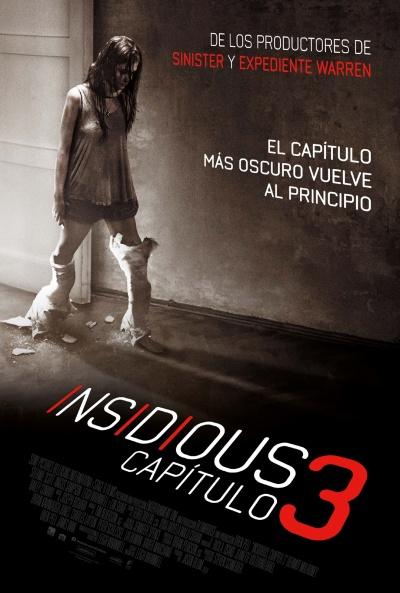 Cartel de Insidious: Capítulo 3 (Insidious: Chapter 3)