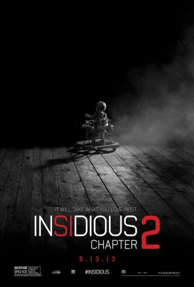 Póster de Insidious. Capítulo 2 (Insidious Chapter 2)