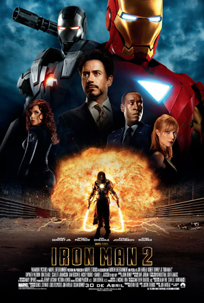 Iron Man 2 [2010][TS][Audio Latino]