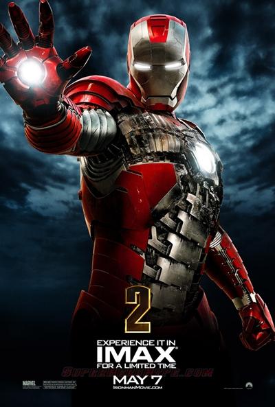 ''IRON MAN 2'' Y SUS CARTELES PARA IMAX Iron_man_2_4831