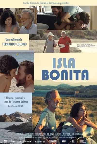 Cartel de Isla bonita (Isla bonita)