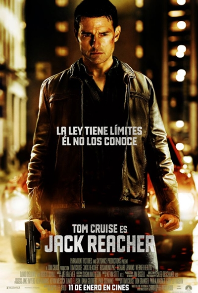 Cartel de Jack Reacher (Jack Reacher)