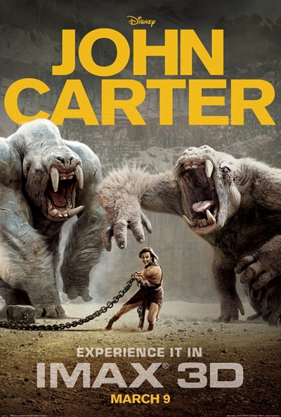 Descarga John Carter