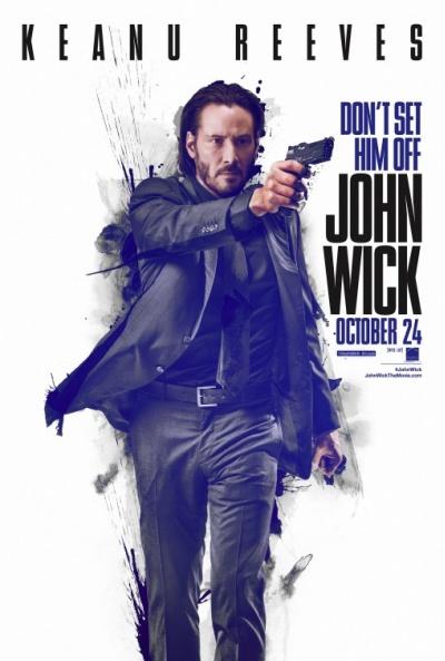 Cartel de  (John Wick)