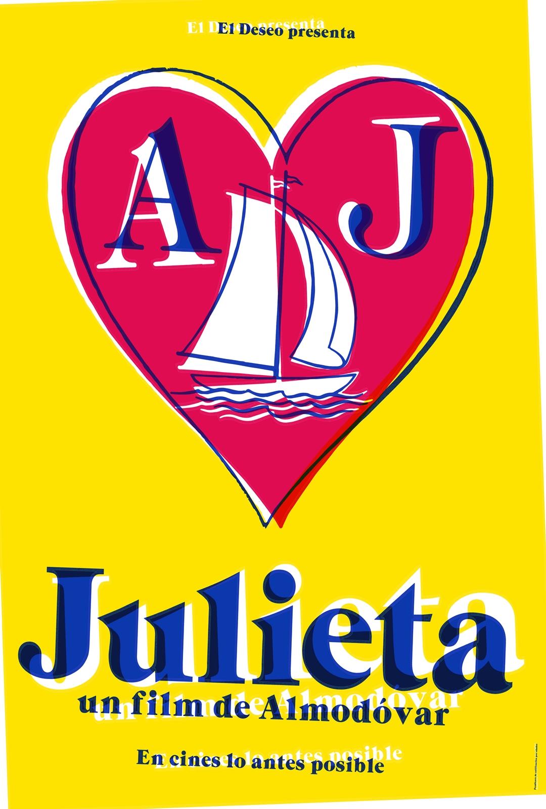Resultado de imagen de julieta almodovar