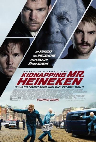 T�aser P�ster de El caso Heineken (Kidnapping Mr. Heineken)