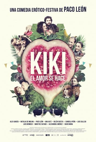 Cartel de Kiki, el amor se hace (Kiki, el amor se hace)