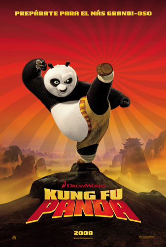 Kung Fu Panda Audio Latino 2008 DVDRip Final Xvid Ac3 5 1  com ar preview 0