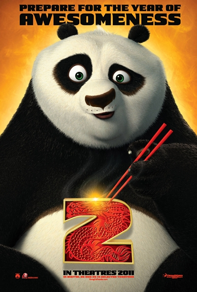 Kung Fu Panda 2 (2011) TS Custom HebSub AC3 XviD-Extinct