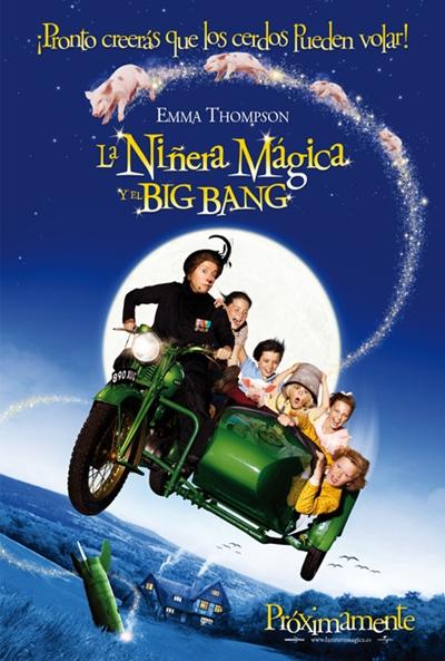 La niñera mágica y el Big Bang [TSScreener][Castellano][2010]