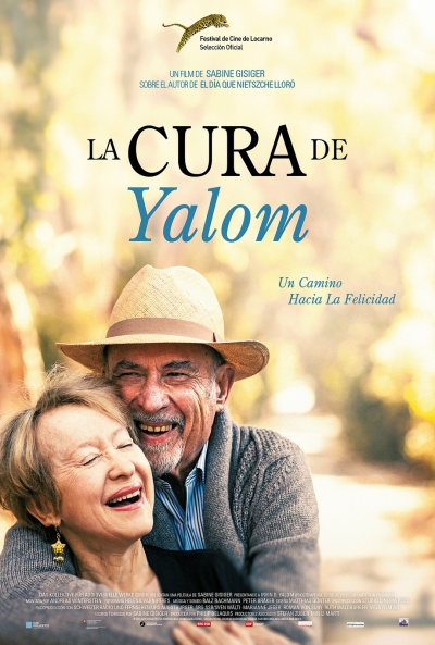 Cartel de La cura de Yalom (Yaloms Anleitung zum Glücklichsein)
