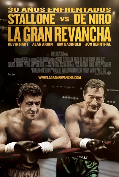 Grudge Match (2014) CAM 450MB-Sylvester Stallone