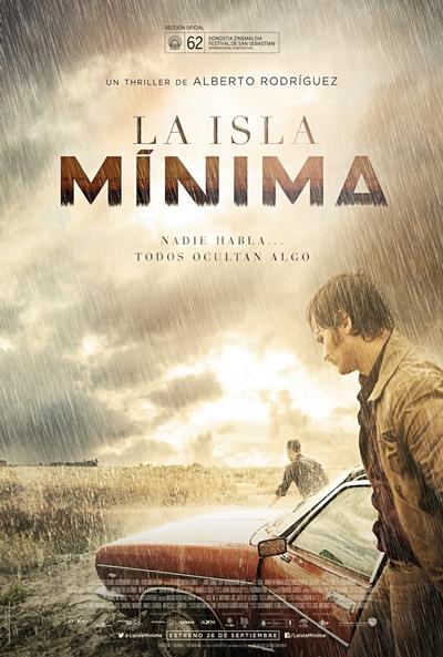 Cartel de La isla m�nima (La isla m�nima)