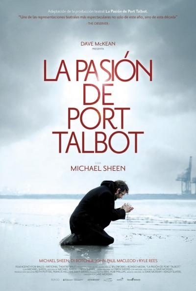 Cartel de La pasión de Port Talbot (The Gospel of Us)