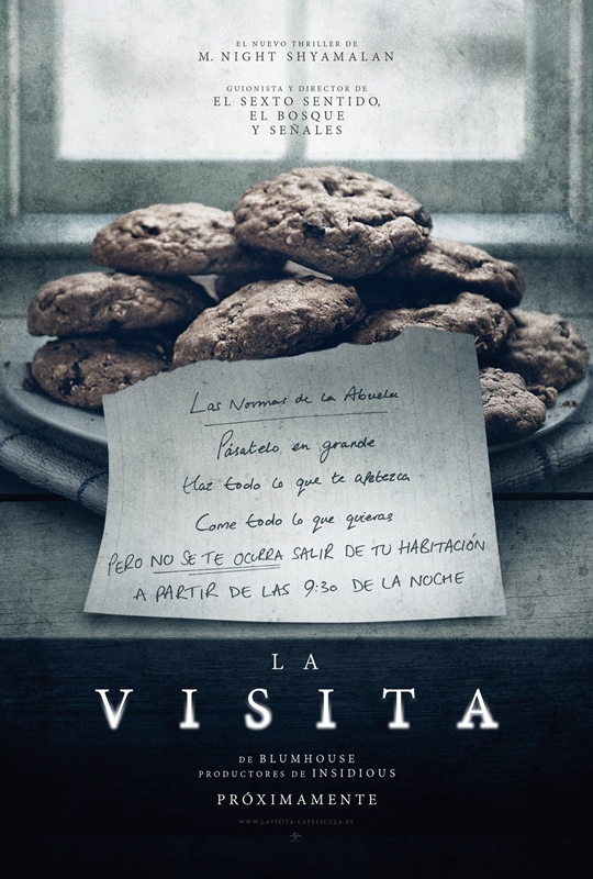 'La Visita'  -  Volvamos a empezar