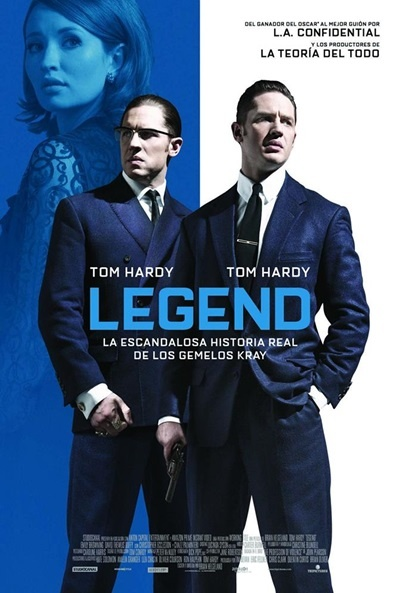 Cartel de Legend (Legend)