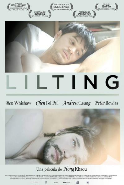 Cartel de Lilting (Lilting)