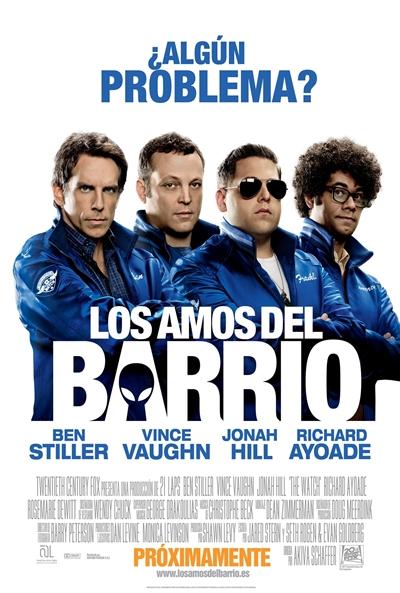 Los Amos del Barrio (2012) Online