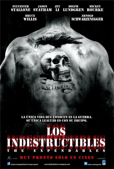 ''THE EXPENDABLES'' en Posters Los_indestructibles_6145