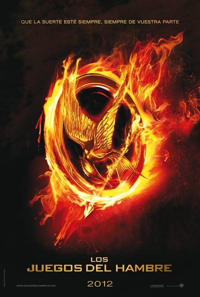 Téaser Póster de Los juegos del hambre (The Hunger Games)