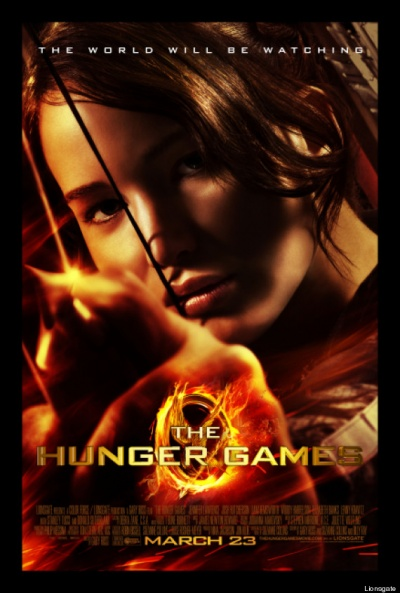 Póster de Los juegos del hambre (The Hunger Games)
