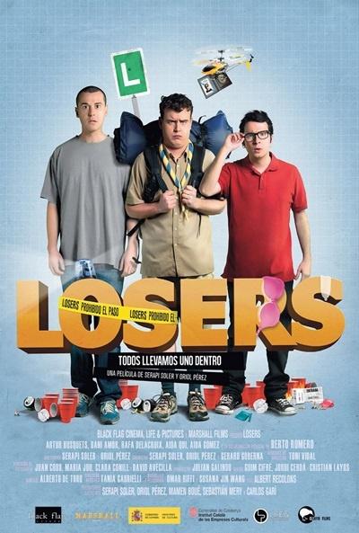 Cartel de Losers (Losers)