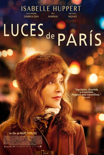 Cartel de Luces de París (La ritournelle)