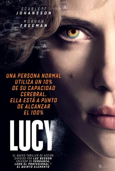 Cartel de Lucy (Lucy)