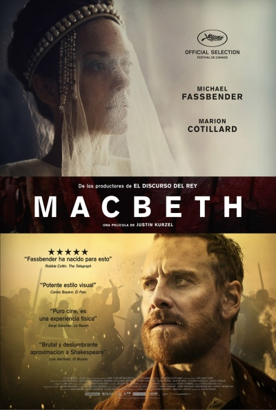 Cartel de Macbeth (Macbeth)