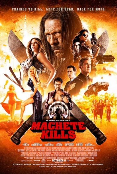 Machete Kills (2013) [DVDRip] Subs. Latino