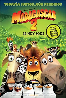 Madagascar 2 Ts Xdiv Audio Latino  com ar preview 0