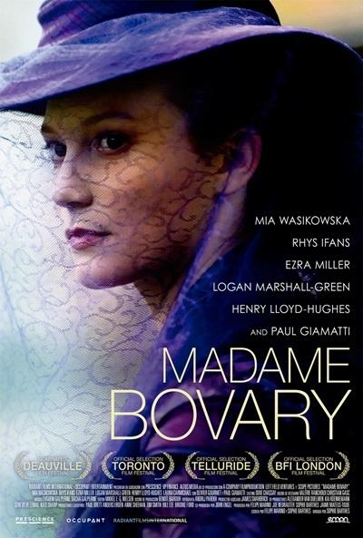 Cartel de Madame Bovary (Madame Bovary)