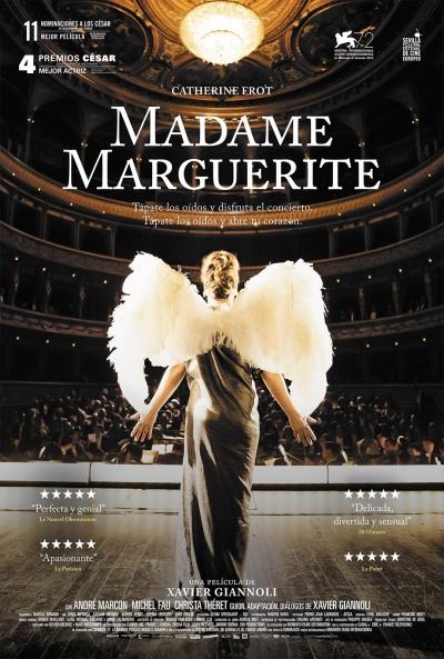 Cartel de Madame Marguerite (Marguerite)