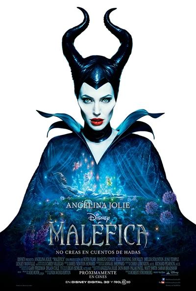 Cartel de Maléfica (Maleficent)
