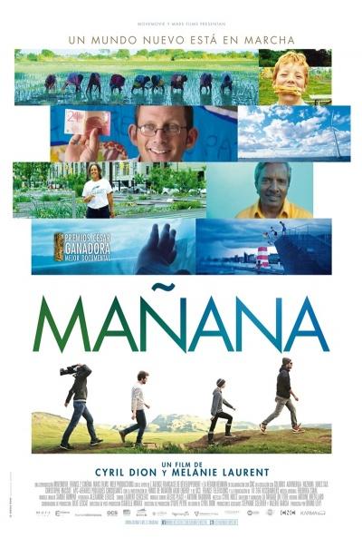 Cartel de Mañana (Demain)