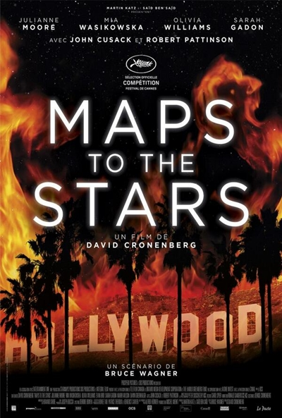 Cartel de Maps To The Stars (Maps To The Stars)