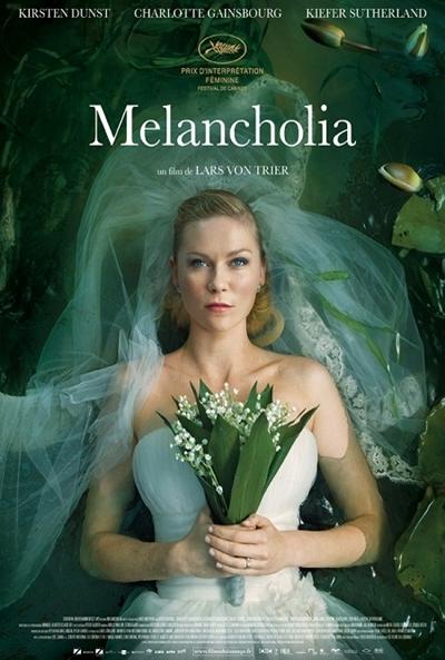 Cartel de Melancolía (Melancholia)