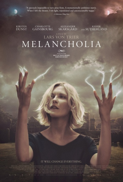 Póster de Melancolía (Melancholia)