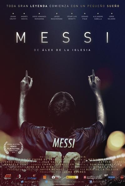 Cartel de Messi (Messi)