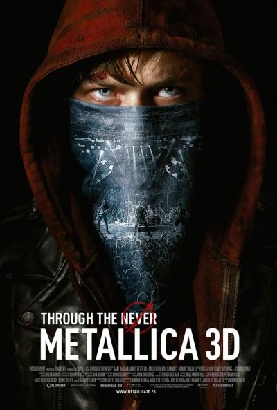 Metallica: Through the Never (Documental) VO-sub DVDRip {2013}
