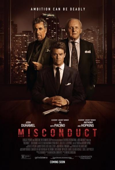 P�ster de  (Misconduct)