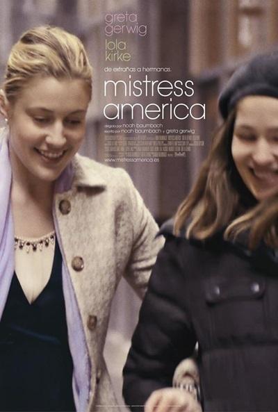 Cartel de Mistress America (Mistress America)
