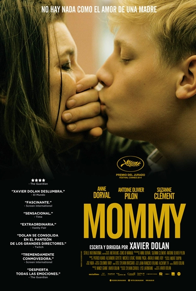 Cartel de  (Mommy)