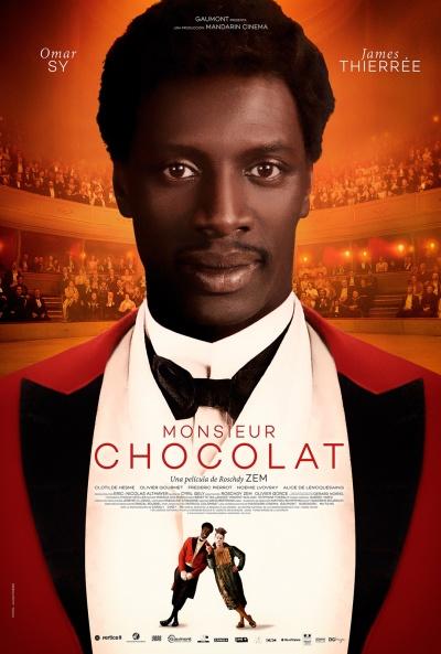 Cartel de Monsieur Chocolat (Chocolat)