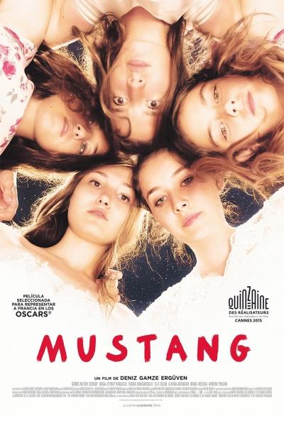 Cartel de Mustang (Mustang)